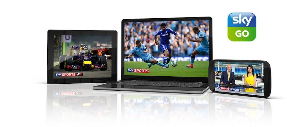 Sky Go App On Lg Smart Tv