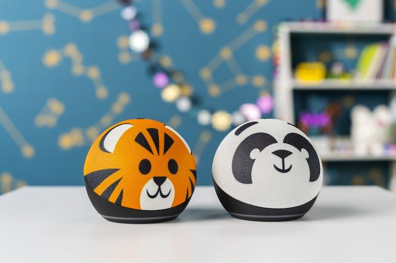 Amazon Echo Dot Kids Edition