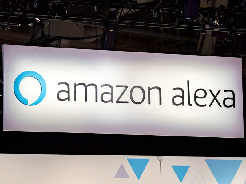 Amazon Alexa hardware event