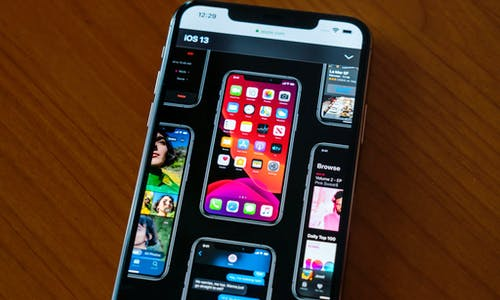 What is iOS and what does iOS stand for?