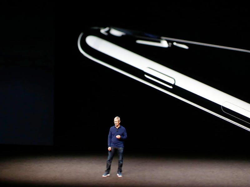 iPhone 12 event