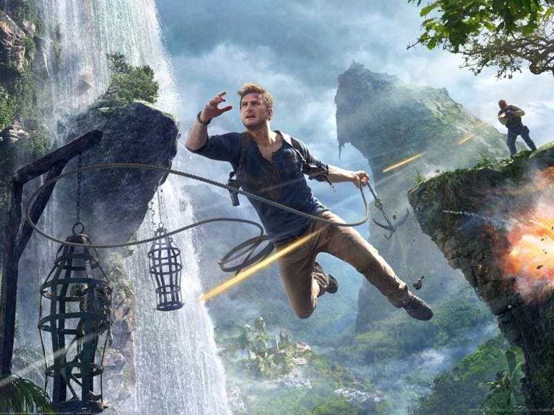 Uncharted Film Movie