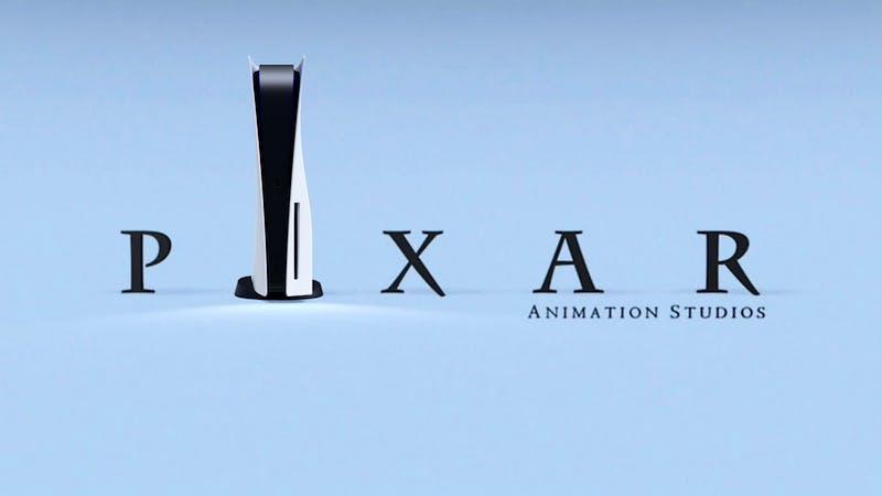Pixar PS5