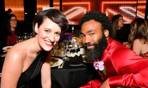 Phoebe Waller Bridge Donald Glover