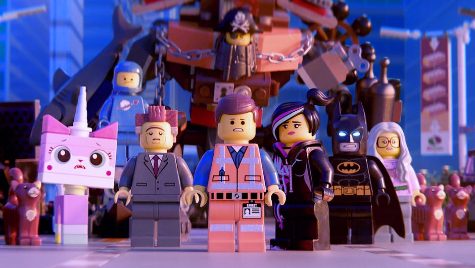 Everything isn't awesome: The Lego Movie directors are going to make a film on the pandemic