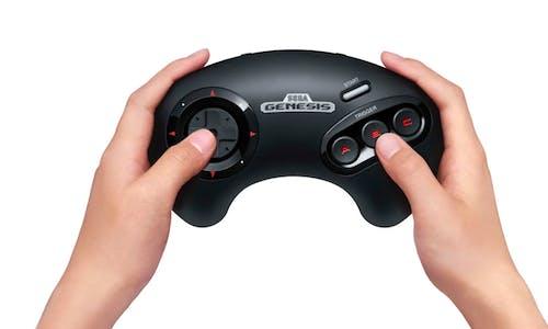Sega Mega Drive Controller for Nintendo Switch