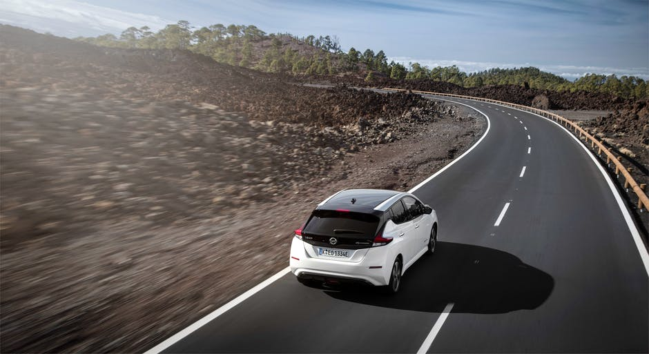 2018 Nissan Leaf in Tenerife