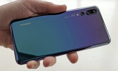 Huawei P20 Pro features