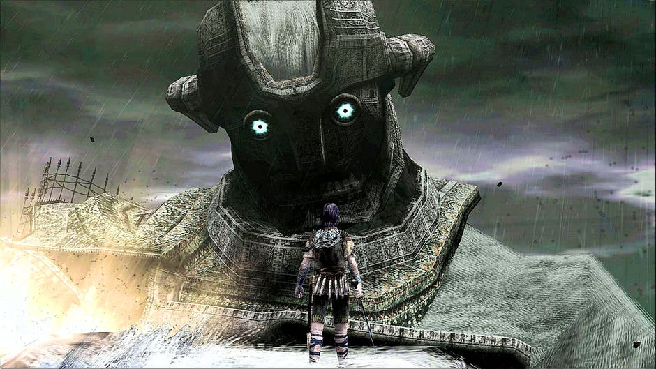 Shadow Colossus PS4 Review