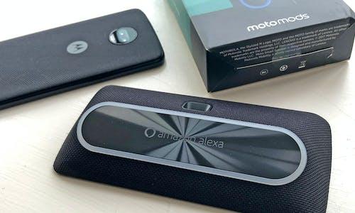 Moto Smart Speaker with Alexa review
