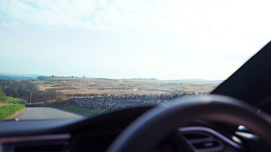 Tesla Model S 100D vistas and scenery