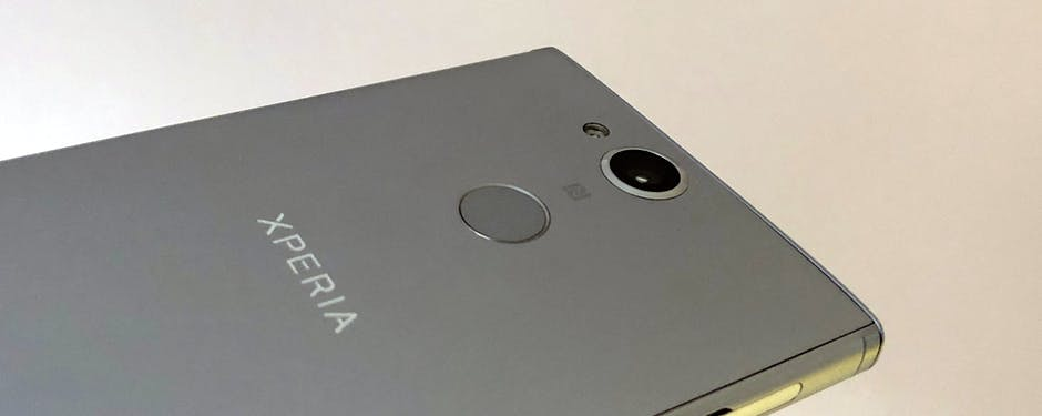 Xperia XA2 camera review