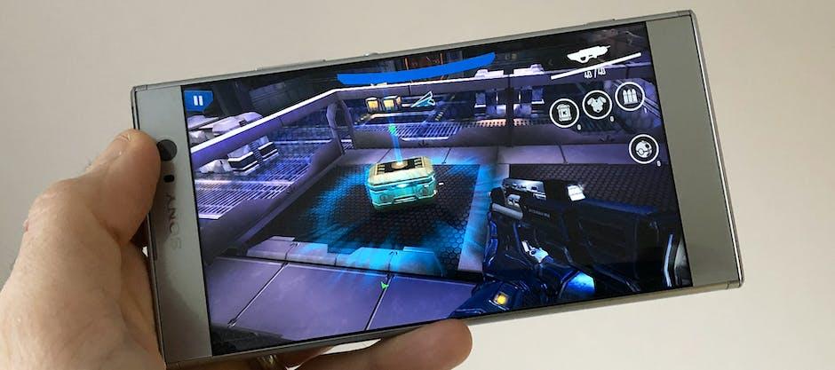 Xperia XA2 Review 5