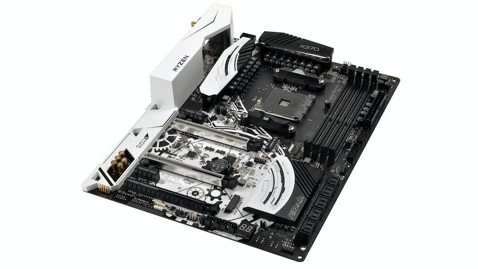 Asrock X370 Taichi AM4 motherboard