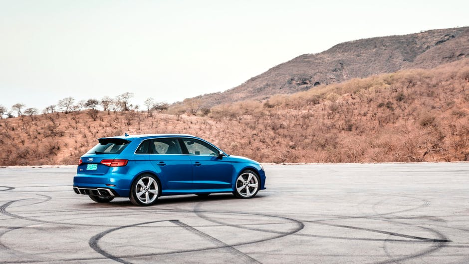 Audi RS 3 Sportback 2.5 TFSI petrol