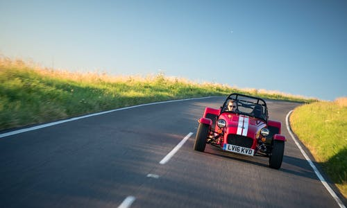 Caterham 310R vs 310S