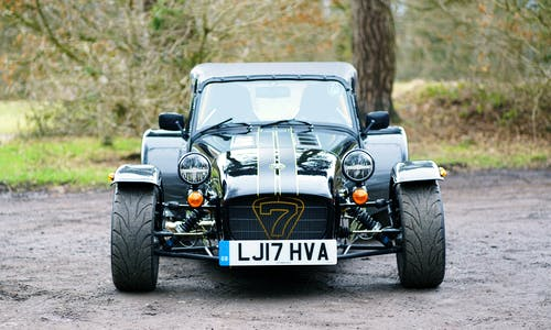 Caterham 310R in Surrey, front view