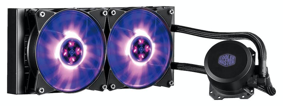 Cooler Master MasterLiquid ML240L AIO CPU cooler