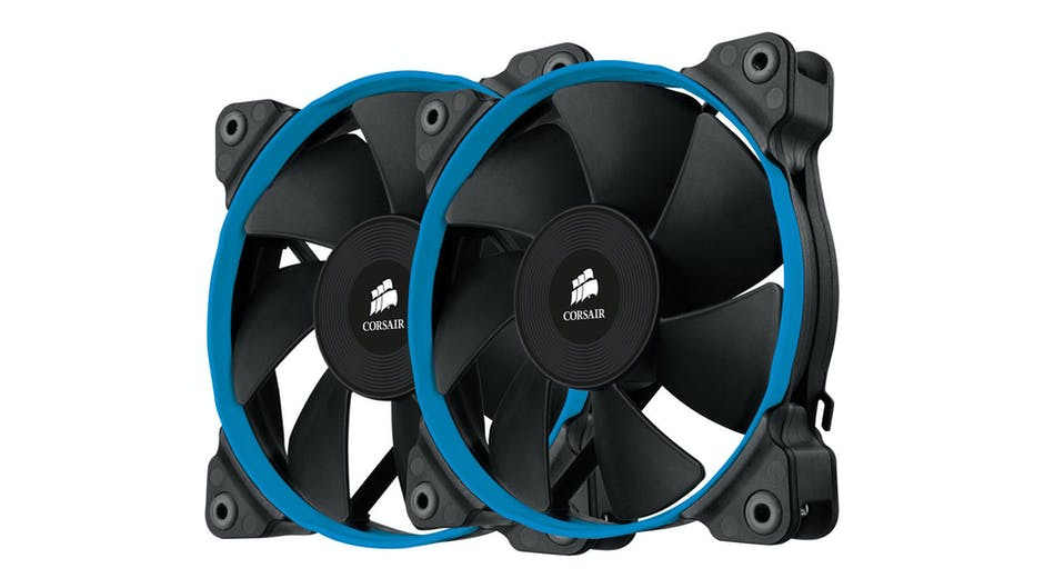 Corsair Air Series 120mm and 140mm SP Quiet Edition/High Performance case fans