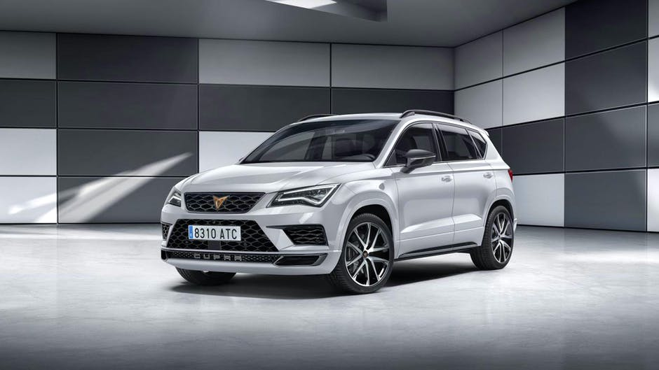 Cupra Ateca at the 2018 Geneva Motor Show