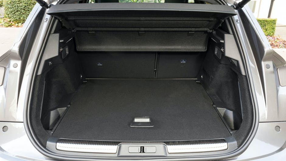 DS 7 Crossback boot space