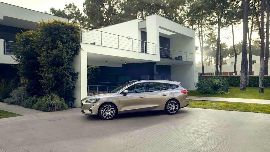 2019 Ford Focus Titanium wagon estate