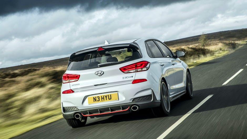 Hyundai i30 N Performance on the road