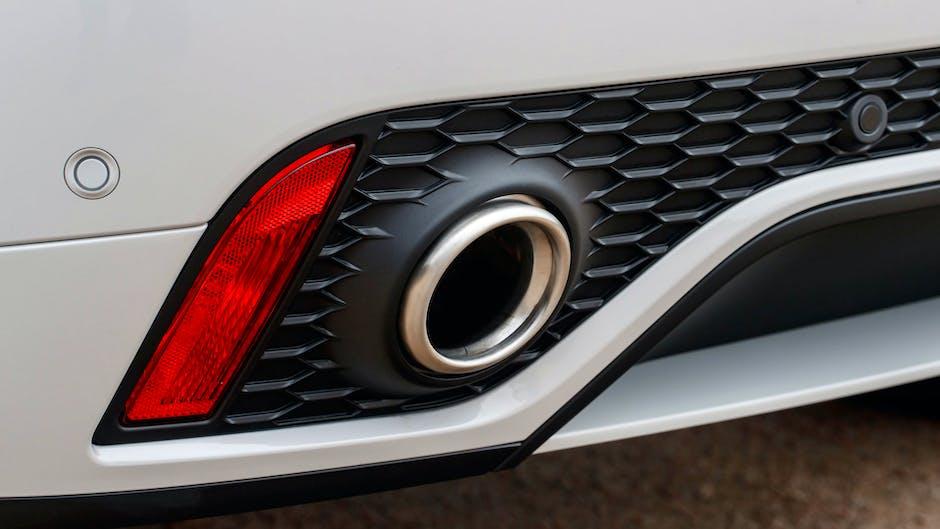 Jaguar E-Pace P300 R-Dynamic exhaust system