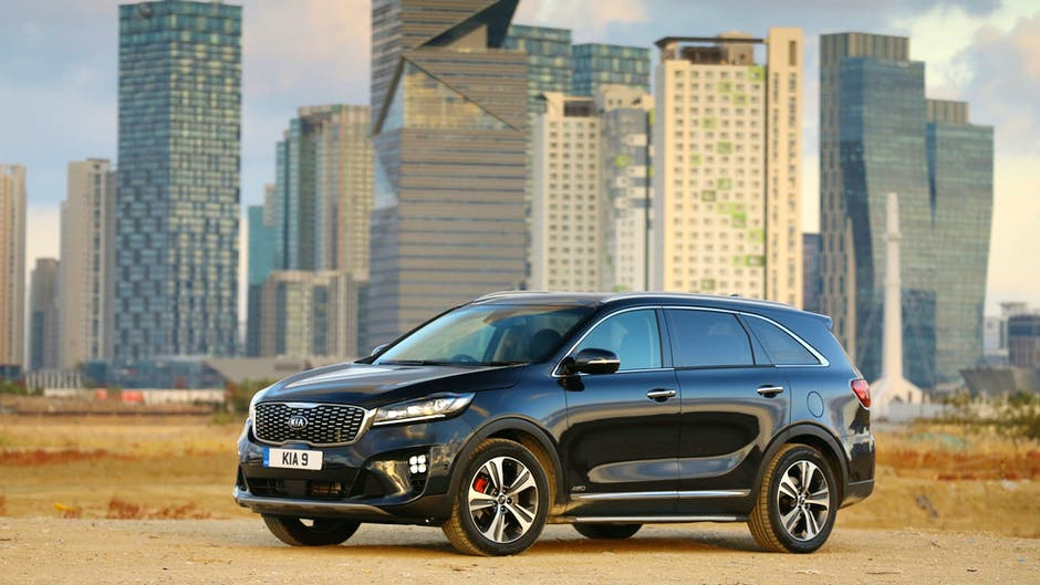 Kia Sorento GT-Line S review static shot