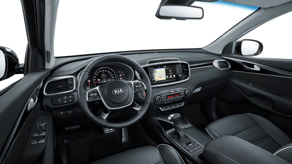 Kia Sorento GT-Line S review interior and infotainment