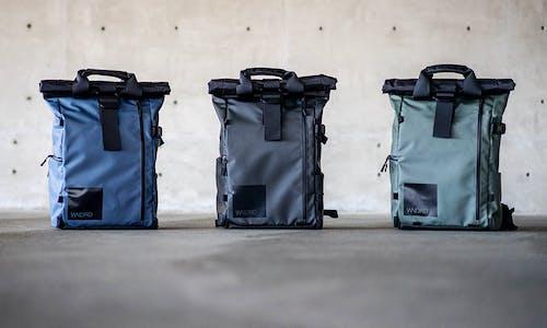 Wandrd PRVKE 21 and 31 backpacks