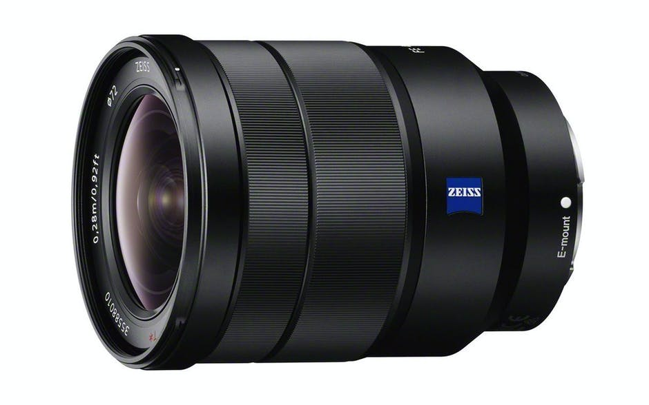 The best Sony full-frame lens: 16-35mm f/4 Carl Zeiss