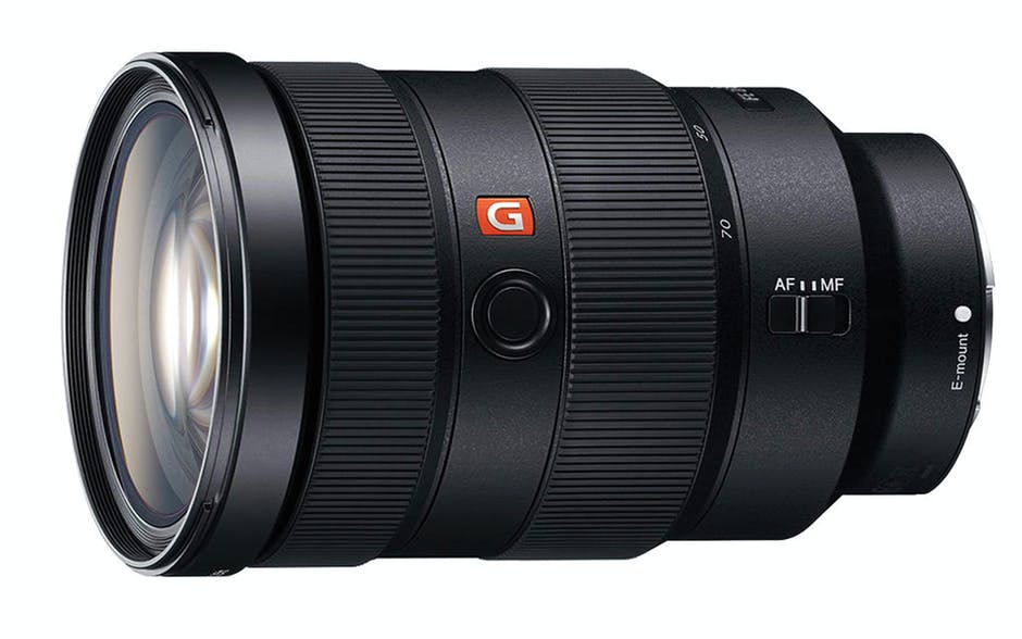 The best Sony full-frame lens: 24-70mm f/2.8 GM