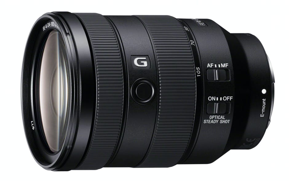 The best Sony full-frame lens: 24-105mm f/4 G