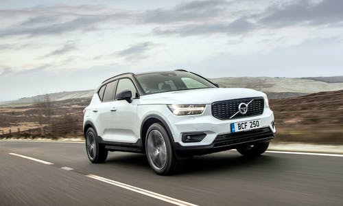 Volvo XC40 compact SUV review